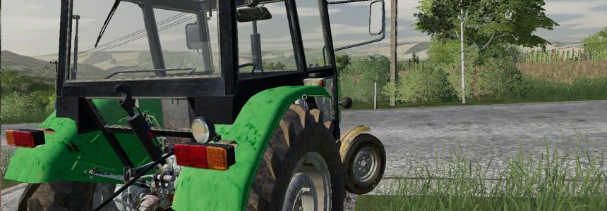 Ursus C360 Zielony v1.0.0.0