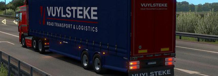 Aero curtainsider 1.34 beta
