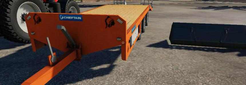 Chieftain low loader v1.0