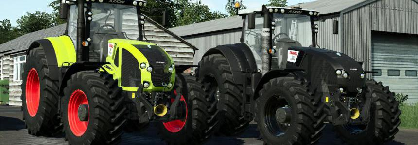 Claas Axion 900 v1.1
