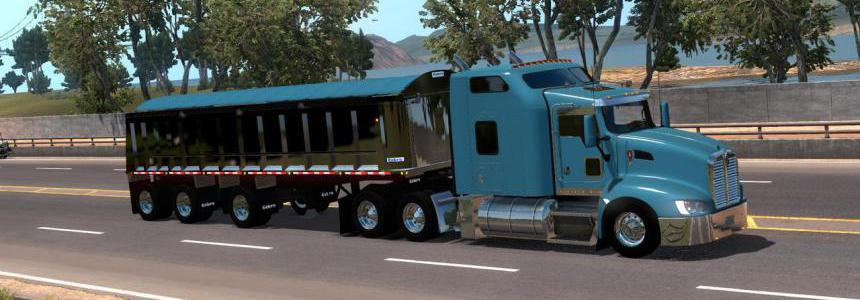 Cobra Triaxle Dump Ownable 1.34