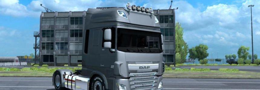 DAF Euro 6 + Interior 1.34