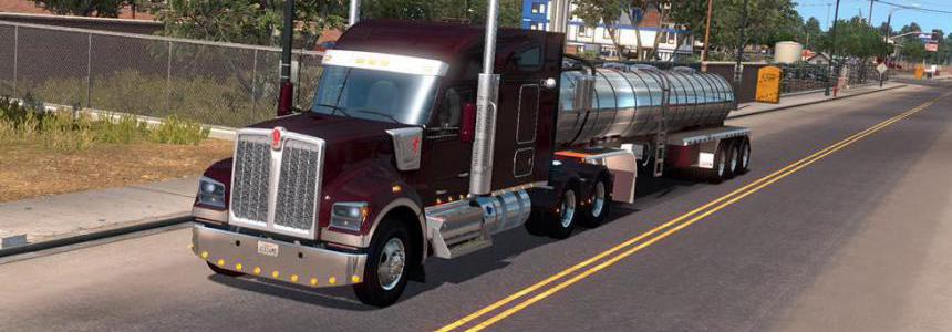Durahaul Water Tanker Ownable v28.02.19 1.34.x