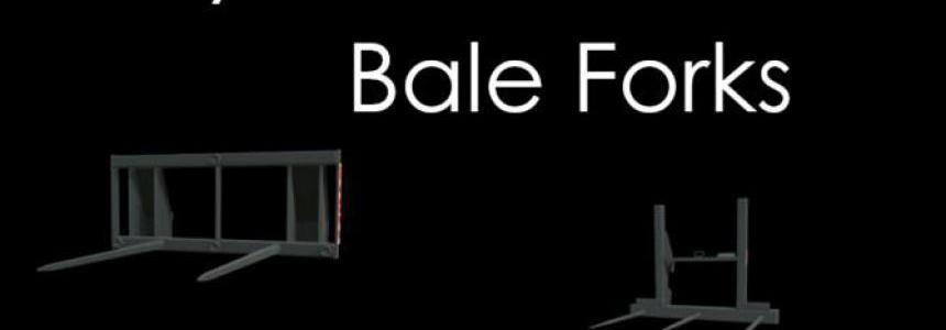 Easy Unload Bale Forks v1.0.0.0