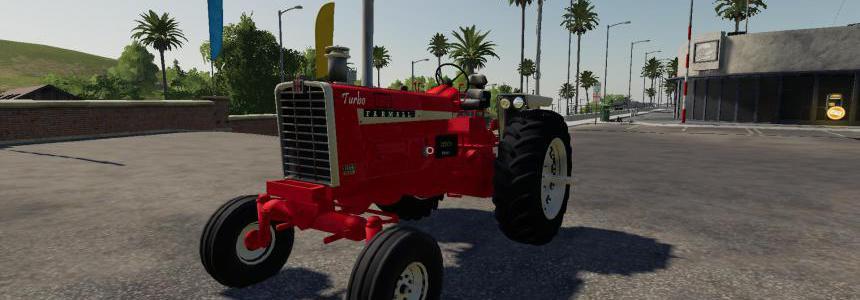 Farmall 1206 Turbo Diesel v1.0
