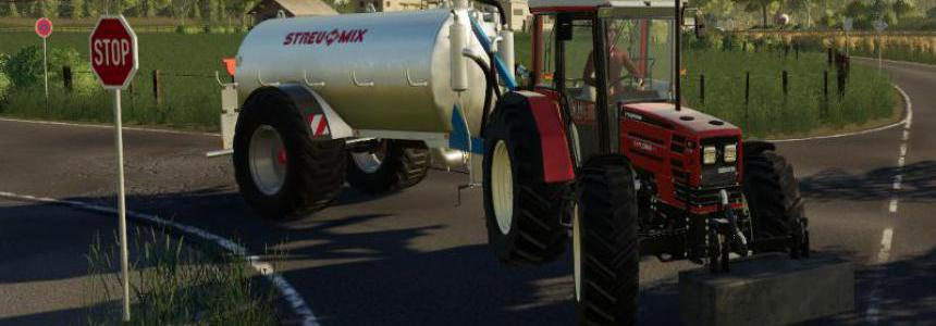 [FBM Team] slurry tanker set 9000 liters v1.0.0.0