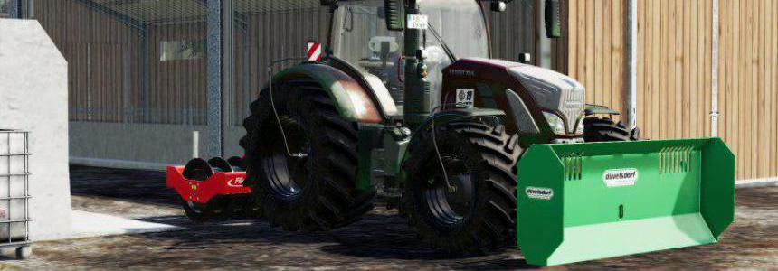 Fendt 700 Vario by ls19 wp v1.0