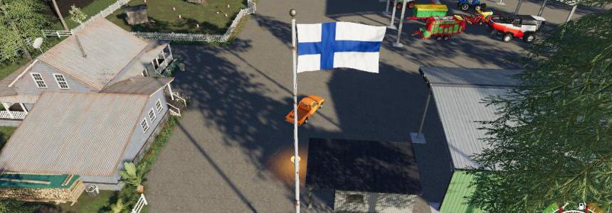 Finland Flag v1.0.0
