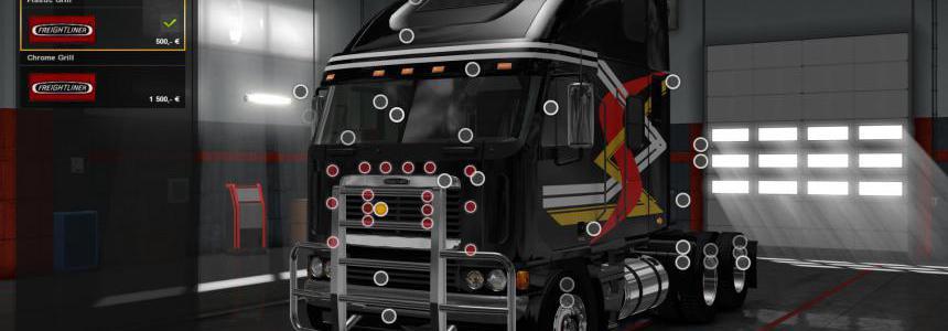 Freightliner Argosy v2.4.2 [1.34]