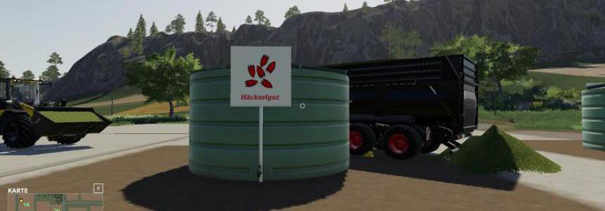 FS19 Haeckselgut Tank v1.0