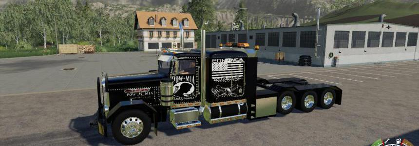 FS19 Pete 389 Heavy VE update v1.0