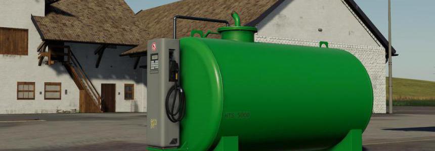 Fueltank 5000l v1.0.1.0