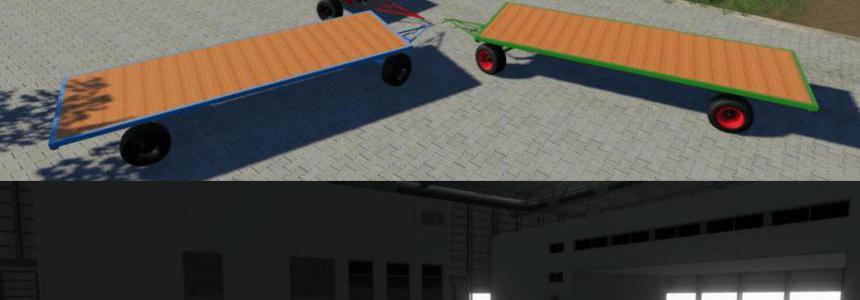 Hesseling Ballen Wagon v1.0