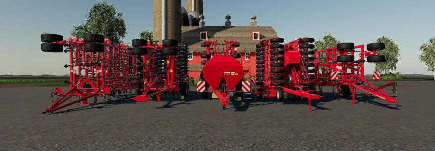 Horsch Pack for FS19 v1.0.0.0