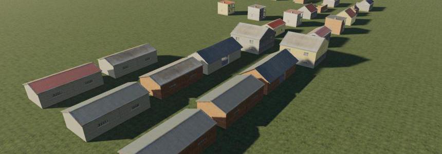 Houses (Low Quality) v1.0.0.0