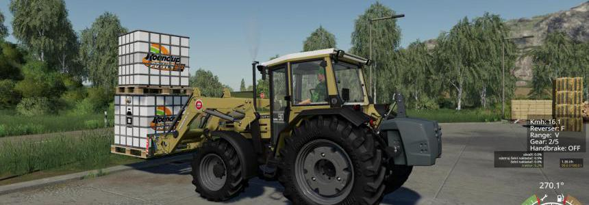 Huerllimann H488 MORE REALITY v1.0.0.1