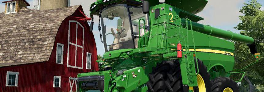 John Deere S700 Series USA v2.0