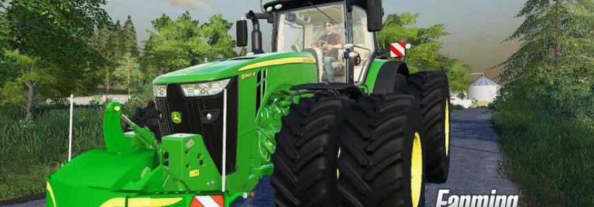 John Deere Series 8R Limited Edition v1.1.0.0