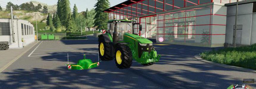 John Deere Series 8R LimitedEdition v1.0