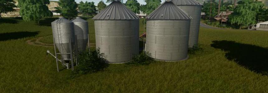 Large Grain Silo v1.0.0.0