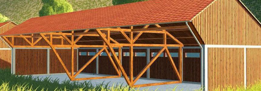 Large wooden building v1.0