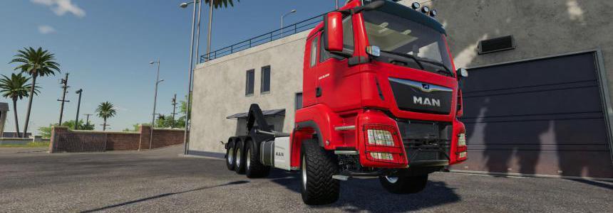Man TGS 18.500 Hooklift v1.0.0.0