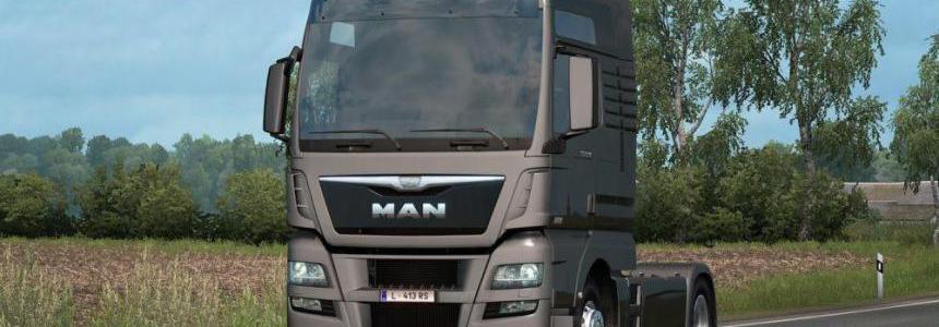 MAN TGX Euro 6 v1.0