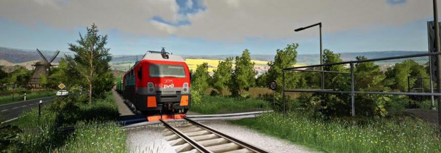 Muhlenkreis Mittelland train v1.0