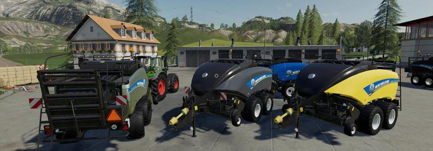 New Holland BB1290 v1.0.0.0