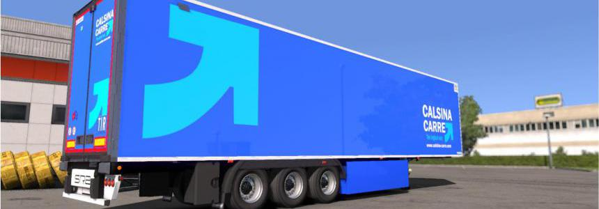 Pack 3 Skins V2 For  Trailer Lamberet SR2 v4.0 - 1.34.x