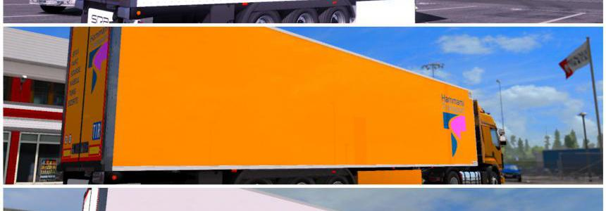 Pack 5 Skins Lamberet Trailer – ETS2 1.33.x