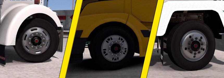 Pack US Wheels Alcoa v1.3