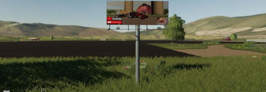 Placeable billboard v1.0.0.0