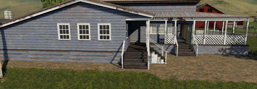 Placeable Farmhouse v1.0