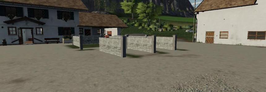 Placeable Walls v1.0.0.0