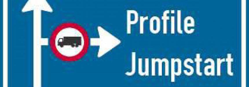 Profile Jumpstart: Cash & XP Boost 1.34