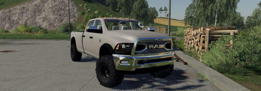 Ram 3500 SRW WIP v1.0