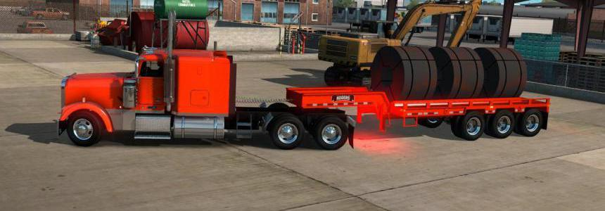 Rogers FG65L Coil Trailer Ownable 1.34