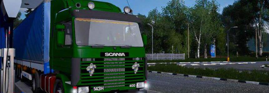 Scania 3 Series v1.0.0.0