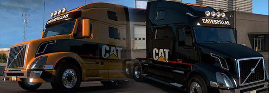 ScS Volvo VNL CAT Edition 1.33.x