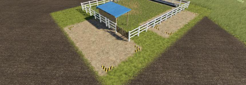 Small horse paddock v1.0.1.0