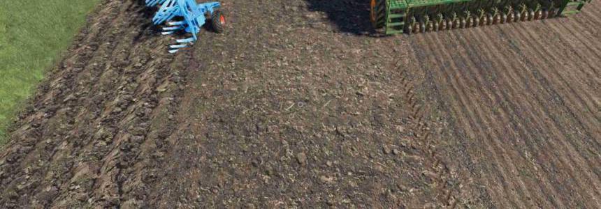 Soil Mod textures v1.0