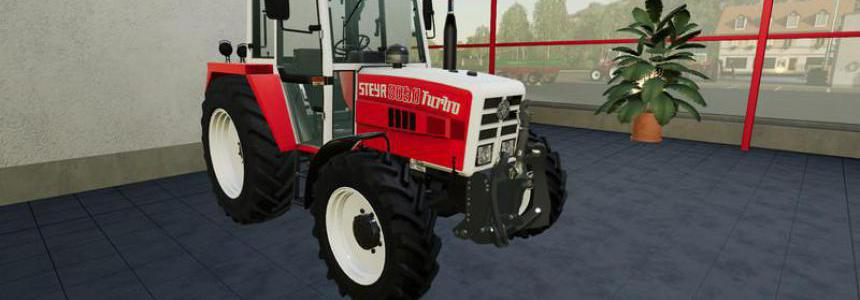 STEYR 8090a Turbo SK2 Basisversion v1.5.2