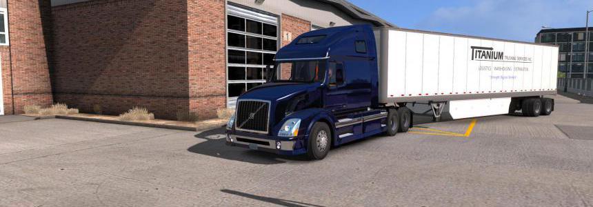 Titanium Trucking Services Inc. Trailer v1.0