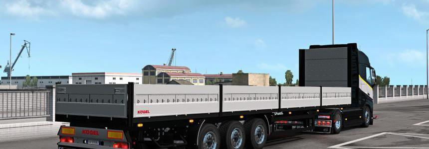 Trailer Kogel Pack v1.1 Schumi 1.33.x