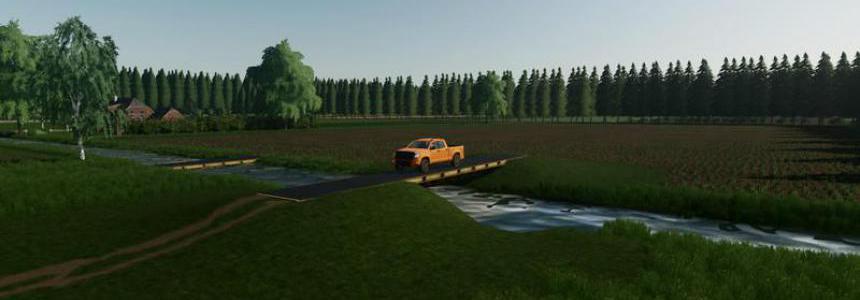 Train Car Bridge v1.0