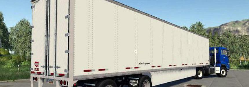 Wabash 53ft Dry Van v1.0.0.0