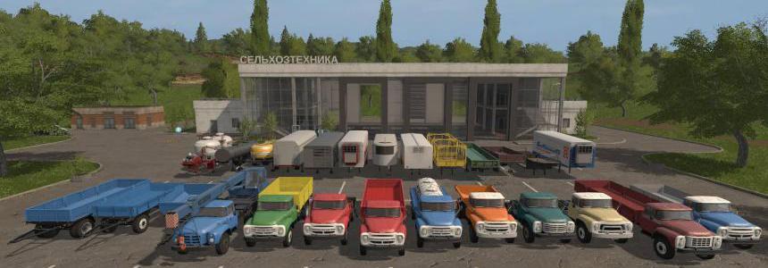 ZIL Truck pack v1.0.0.2