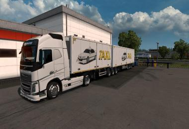 Skin Taxi for purchase trailers 1.33