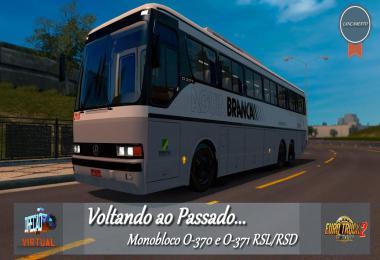 MONOBLOCO MBO371 370 6x2 4x2 1.34